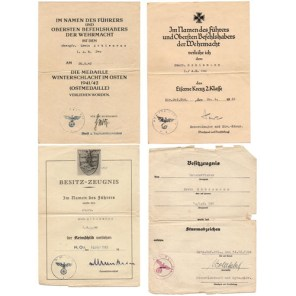 Award-Documents