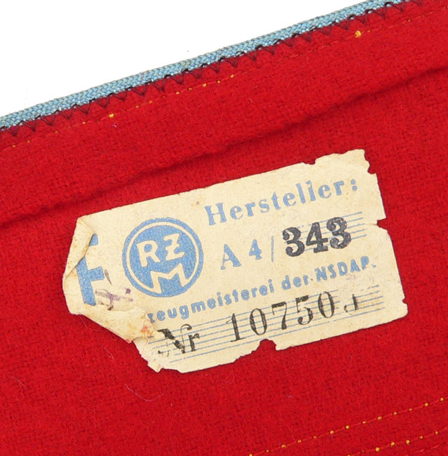 Archive Nsdap Ortsgruppenleiters Armband