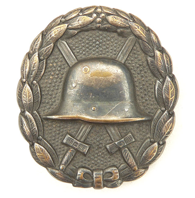 WW1 Wound Badge in Silver