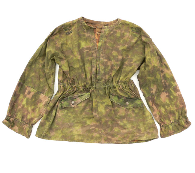 Archive Waffen Ss M42 Camouflage Smock