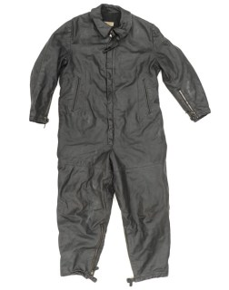 15678-KM Leather Coveralls - Militaria Plaza (1)